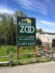 The Alaska Zoo!